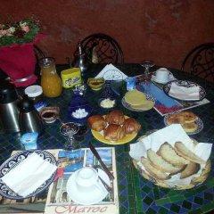 Отель Riad Assalam Марокко, Марракеш - отзывы, цены и фото номеров - забронировать отель Riad Assalam онлайн питание фото 3