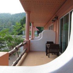 Отель Koh Tao Toscana балкон