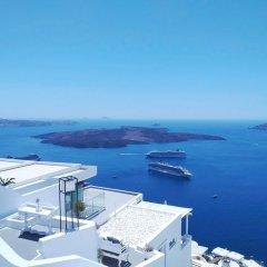 Отель Smaro Studios Греция, Остров Санторини - отзывы, цены и фото номеров - забронировать отель Smaro Studios онлайн пляж