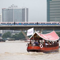 Отель Ramada Plaza by Wyndham Bangkok Menam Riverside фото 7