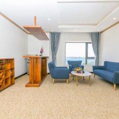 Отель Navy Hotel Cam Ranh Вьетнам, Камрань - отзывы, цены и фото номеров - забронировать отель Navy Hotel Cam Ranh онлайн комната для гостей фото 4