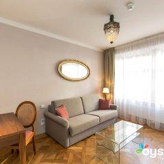 Отель Golden Key Чехия, Прага - отзывы, цены и фото номеров - забронировать отель Golden Key онлайн комната для гостей фото 4