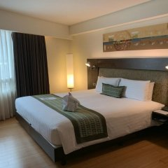 Отель Park Plaza Sukhumvit Бангкок комната для гостей фото 5
