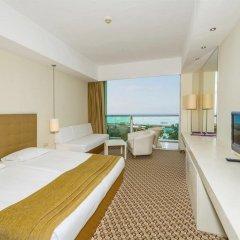Kervansaray Kundu Beach Hotel Турция, Кунду - 5 отзывов об отеле, цены и фото номеров - забронировать отель Kervansaray Kundu Beach Hotel онлайн комната для гостей фото 3