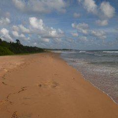 Отель Amal Beach Бентота пляж