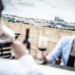 Отель Archibald City Чехия, Прага - - забронировать отель Archibald City, цены и фото номеров балкон