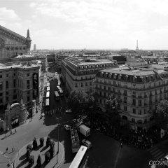 Отель Excelsior Opera Париж балкон