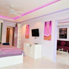 Отель Superb 1 bed at Jomtien Beach Паттайя удобства в номере