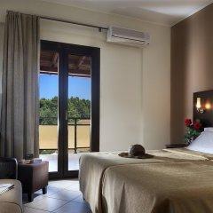 Отель SIMEON Метаморфоси комната для гостей фото 3