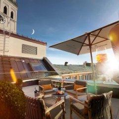 Отель BEYOND by Geisel Германия, Мюнхен - отзывы, цены и фото номеров - забронировать отель BEYOND by Geisel онлайн балкон