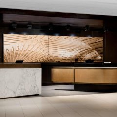 Отель Hyatt Arlington интерьер отеля