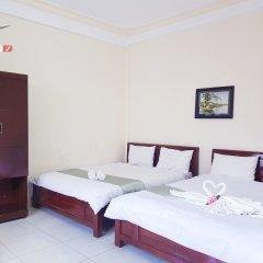 Phuong Huy 2 Hotel Далат сейф в номере