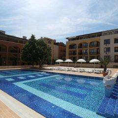 Отель Galeria Holiday Apartments Болгария, Аврен - отзывы, цены и фото номеров - забронировать отель Galeria Holiday Apartments онлайн бассейн