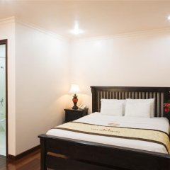 Апартаменты Thao Nguyen Apartment комната для гостей фото 2