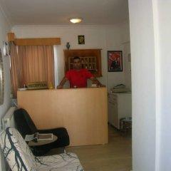 Bilsu Volley Hotel Чешме комната для гостей