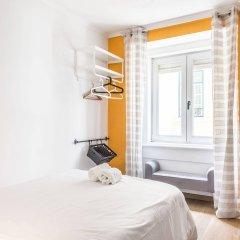 Отель Happy Reception Boutique Hostel Chiado Португалия, Лиссабон - отзывы, цены и фото номеров - забронировать отель Happy Reception Boutique Hostel Chiado онлайн комната для гостей фото 2
