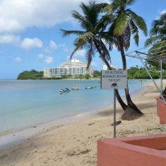 Отель Santa Fe Hotel США, Тамунинг - 4 отзыва об отеле, цены и фото номеров - забронировать отель Santa Fe Hotel онлайн пляж
