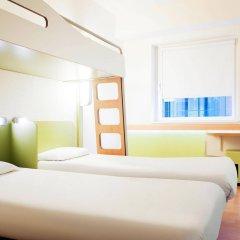 Отель Ibis Budget Antwerpen Centraal Station Антверпен комната для гостей