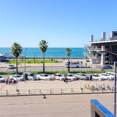 Hotel Terminal Adler Сочи пляж