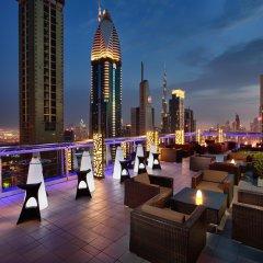 Отель Four Points by Sheraton Sheikh Zayed Road, Dubai Дубай развлечения