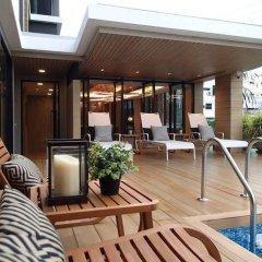Отель My loft residence бассейн