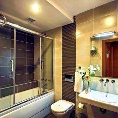 Parkhouse Hotel & Spa Турция, Стамбул - 1 отзыв об отеле, цены и фото номеров - забронировать отель Parkhouse Hotel & Spa онлайн ванная