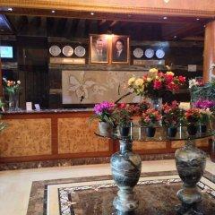 Отель Jad Hotel Suites Иордания, Амман - отзывы, цены и фото номеров - забронировать отель Jad Hotel Suites онлайн интерьер отеля фото 3