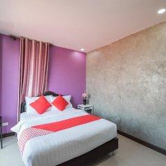 OYO 106 5 Chang Palace Hotel Бангкок комната для гостей