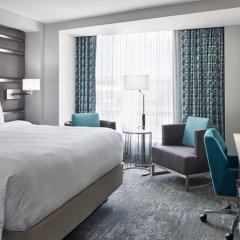 Отель Courtyard Washington Convention Center США, Вашингтон - отзывы, цены и фото номеров - забронировать отель Courtyard Washington Convention Center онлайн комната для гостей фото 3
