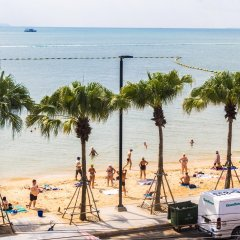 Отель BarFly Pattaya пляж