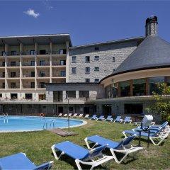 Отель Parador de Vielha Испания, Вьельа Э Михаран - отзывы, цены и фото номеров - забронировать отель Parador de Vielha онлайн бассейн фото 3