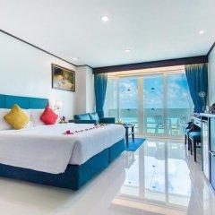 Andaman Beach Suites Hotel 4* Номер Делюкс разные типы кроватей фото 2