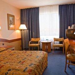Отель Novotel Wroclaw Centrum удобства в номере