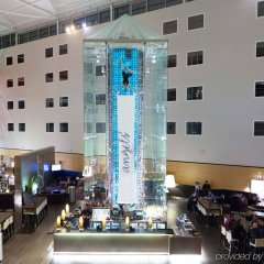 Radisson Blu Hotel London Stansted Airport питание