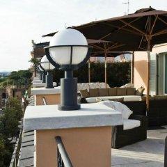 Отель Grand Hotel Via Veneto Италия, Рим - 4 отзыва об отеле, цены и фото номеров - забронировать отель Grand Hotel Via Veneto онлайн балкон