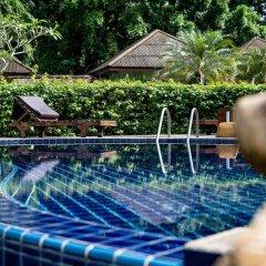 Отель Anahata Resort Samui (Old The Lipa Lovely) Таиланд, Самуи - отзывы, цены и фото номеров - забронировать отель Anahata Resort Samui (Old The Lipa Lovely) онлайн бассейн