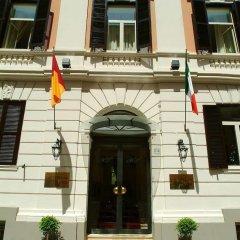 Hotel Delle Vittorie вид на фасад фото 3