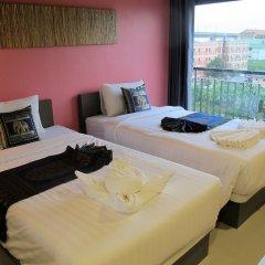Отель Suvarnabhumi Oriental Resort Бангкок комната для гостей фото 2