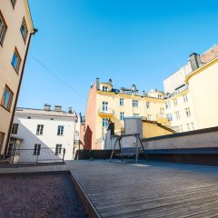 Апартаменты Forenom Serviced Apartments Helsinki Albertinkatu с домашними животными