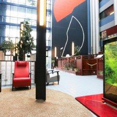 Отель Airport Hotel Bonus Inn Финляндия, Вантаа - 13 отзывов об отеле, цены и фото номеров - забронировать отель Airport Hotel Bonus Inn онлайн интерьер отеля фото 2