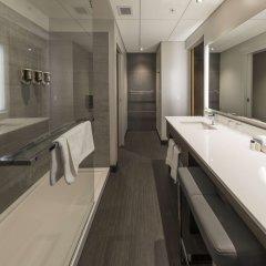 Отель Hôtel & Suites Normandin Lévis Канада, Сен-Николя - отзывы, цены и фото номеров - забронировать отель Hôtel & Suites Normandin Lévis онлайн ванная
