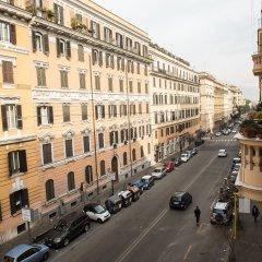 Отель Le Stanze Di Gaia Италия, Рим - отзывы, цены и фото номеров - забронировать отель Le Stanze Di Gaia онлайн балкон
