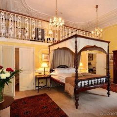 Отель Commodore Лондон комната для гостей фото 3