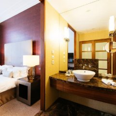 Отель Radisson Blu Style Вена ванная