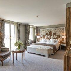 Carlton Hotel St Moritz комната для гостей фото 3