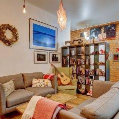 Good Mood Hostel комната для гостей