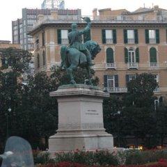 Отель Attico in Centro Генуя вид на фасад