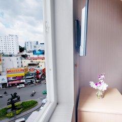 Saigon Night Hotel балкон