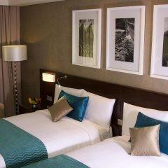 Отель Crowne Plaza Dubai - Deira Дубай комната для гостей фото 2