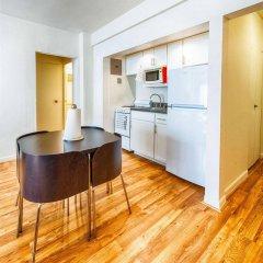 Апартаменты Dupont Circle Apartment в номере